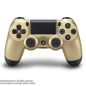 Sony Dualshock 4 Controller - Gold