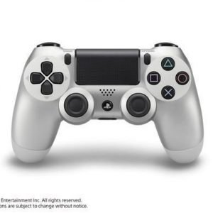 Sony Dualshock 4 Controller - Silver