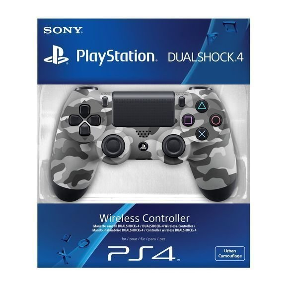 Sony Dualshock 4 Controller - Urban Camouflage