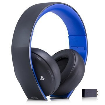 Sony Langattomat Stereokuulokkeet 2.0 PS4 PS3 PS Vita