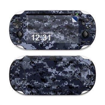 Sony PS Vita Skin Digital Navy Camo