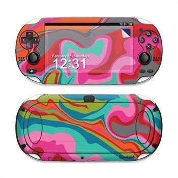 Sony PS Vita Skin Marble Bright