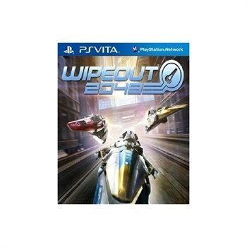 Sony PS Vita Wipeout 2048