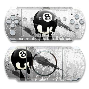 Sony PSP 3000 Skin 8Ball