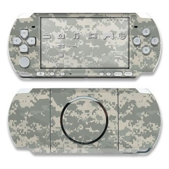 Sony PSP 3000 Skin ACU Camo