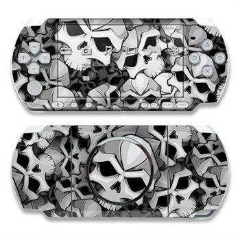 Sony PSP 3000 Skin Bones
