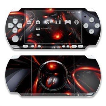 Sony PSP 3000 Skin Dante