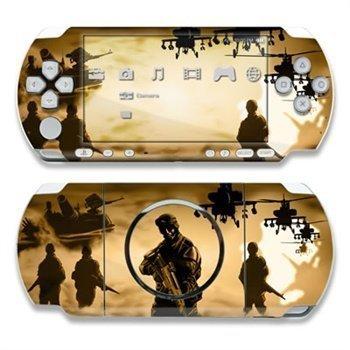 Sony PSP 3000 Skin Desert Ops