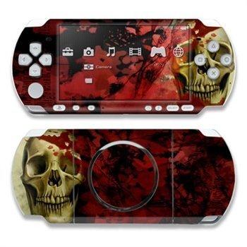 Sony PSP 3000 Skin Facing Death