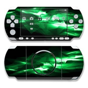 Sony PSP 3000 Skin Kryptonite