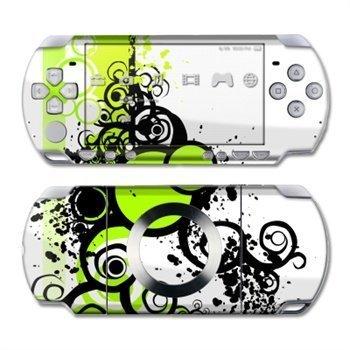 Sony PSP Slim & Lite Skin Simply Green