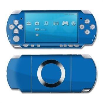 Sony PSP Slim & Lite Skin Solid State Blue