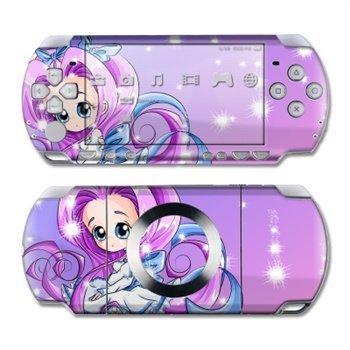 Sony PSP Slim & Lite Skin Sparkle n Shine