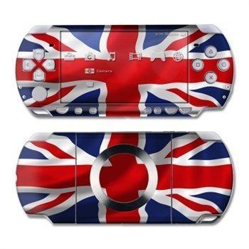 Sony PSP Slim & Lite Skin Union Jack