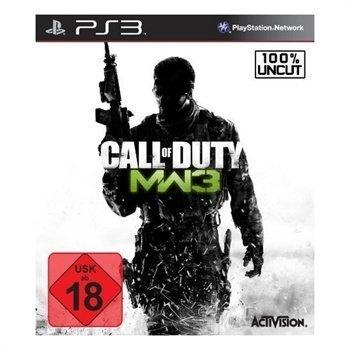 Sony PlayStation 3 Call of Duty: Modern Warfare 3 Uncut