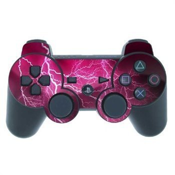 Sony PlayStation 3 Controller Skin Apocalypse Violet