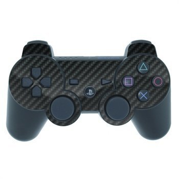 Sony PlayStation 3 Controller Skin Carbon