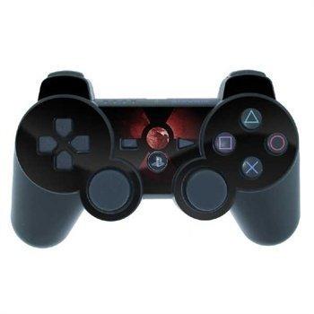 Sony PlayStation 3 Controller Skin Nuclear