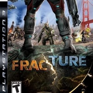 Sony PlayStation 3 Fracture