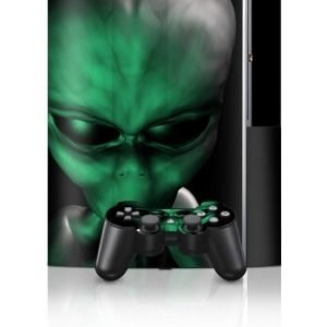 Sony PlayStation 3 Skin Abduction