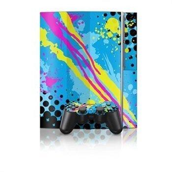Sony PlayStation 3 Skin Acid