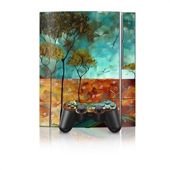 Sony PlayStation 3 Skin African Breeze