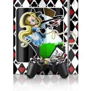 Sony PlayStation 3 Skin Alice