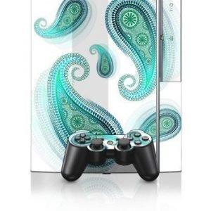 Sony PlayStation 3 Skin Azure