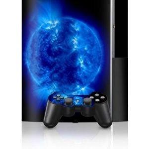 Sony PlayStation 3 Skin Blue Giant