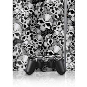 Sony PlayStation 3 Skin Bones