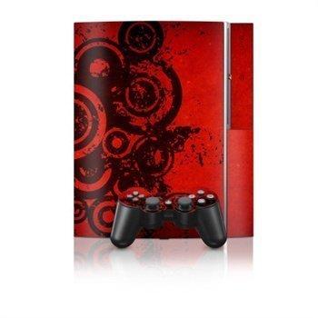 Sony PlayStation 3 Skin Bullseye
