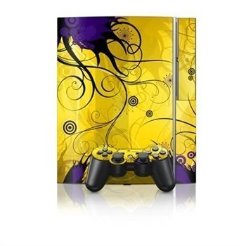 Sony PlayStation 3 Skin Chaotic Land