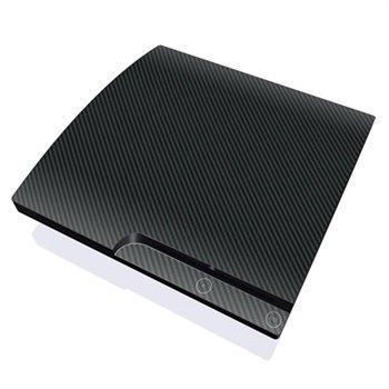 Sony PlayStation 3 Slim Skin Carbon