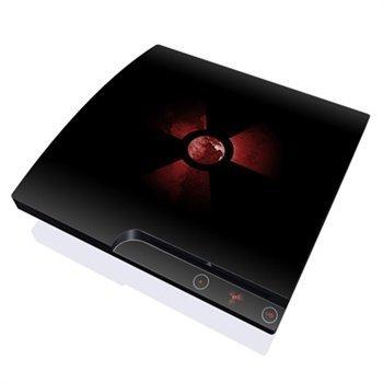 Sony PlayStation 3 Slim Skin Nuclear