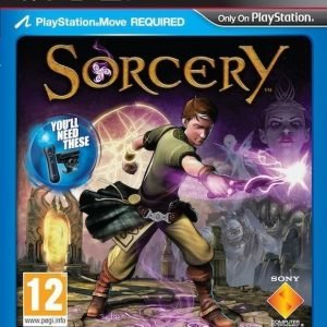 Sorcery - Move Compatible