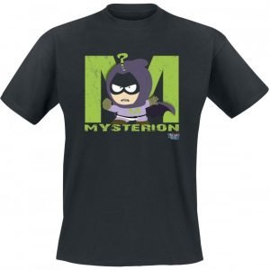 Southpark The Fractured But Whole Mysterion T-Paita