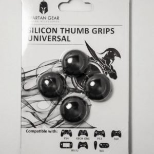 Spartan Gear - 4x Universal Controller Silicone Thumb Grips