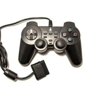 Spartan Gear - PS2 Wired Controller