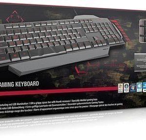 Speedlink Rapax Gaming Keyboard (Nordic Layout)