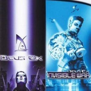Square Enix Masterpieces: Deus Ex & Deus Ex Invisible War