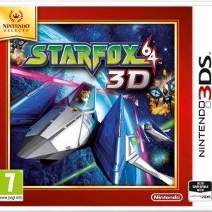 Star Fox 64 3D SELECTS