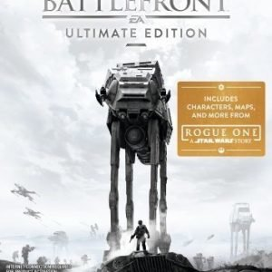 Star Wars Battlefront Ultimate Edition Code In A Box