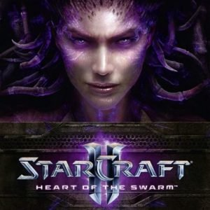 Starcraft II (2): Heart of the Swarm for PC and Mac