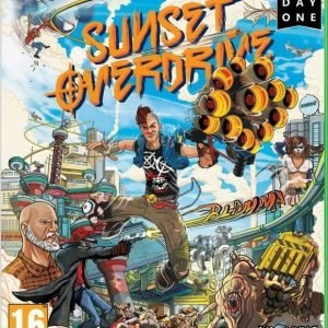 Sunset Overdrive - Day 1 Edition (Nordic)
