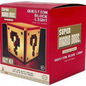 Super Mario Block Light Lamppu