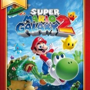 Super Mario Galaxy 2 Nintendo Selects