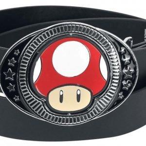 Super Mario Reversible Mushroom Vyö