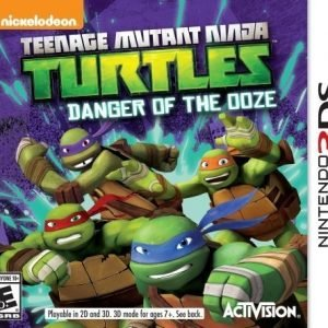 TMNT: Danger Of The Ooze