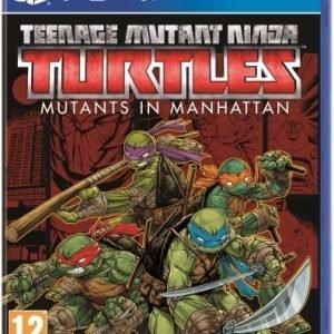 Teenage Mutant Ninja Turtles: Mutans In Manhattan (TMNT)