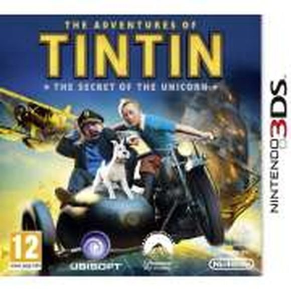 The Adventures of Tintin: The Game (Nordic)